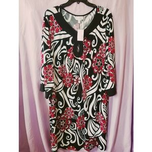 70s inspired Mod Dress